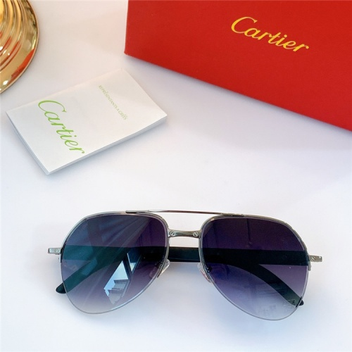 Cartier AAA Quality Sunglasses #826888