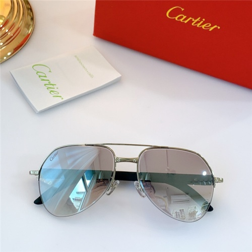 Cartier AAA Quality Sunglasses #826890
