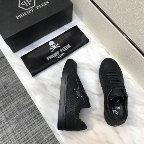 Replica Philipp Plein PP Casual Shoes For Men #826963 $80.00 USD for Wholesale