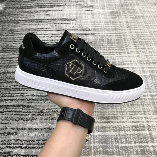 Replica Philipp Plein PP Casual Shoes For Men #826964 $80.00 USD for Wholesale