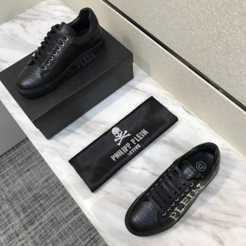 Philipp Plein PP Casual Shoes For Men #826965 $80.00, Wholesale Replica Philipp Plein Shoes