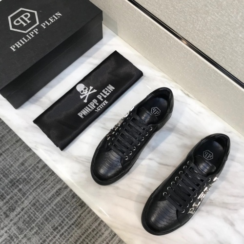 Replica Philipp Plein PP Casual Shoes For Men #826965 $80.00 USD for Wholesale
