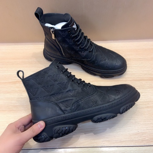 Armani Boots For Men #827046