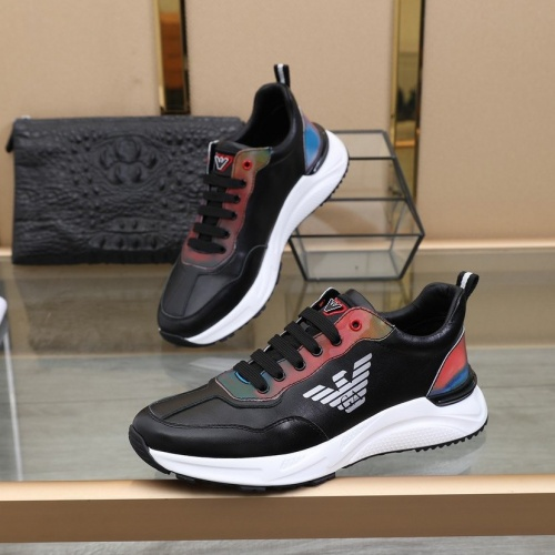 Armani Casual Shoes For Men #827079