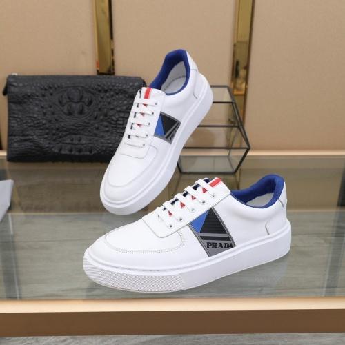 Prada Casual Shoes For Men #827084
