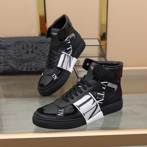 Valentino High Tops Shoes For Men #827098