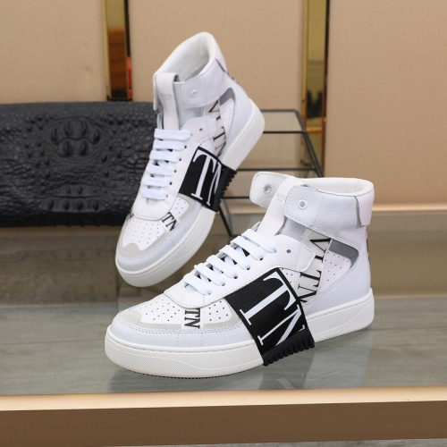 Valentino High Tops Shoes For Men #827099