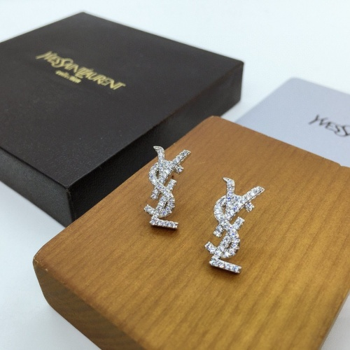 Yves Saint Laurent YSL Earring #827153 $29.00, Wholesale Replica Yves Saint Laurent YSL Earring