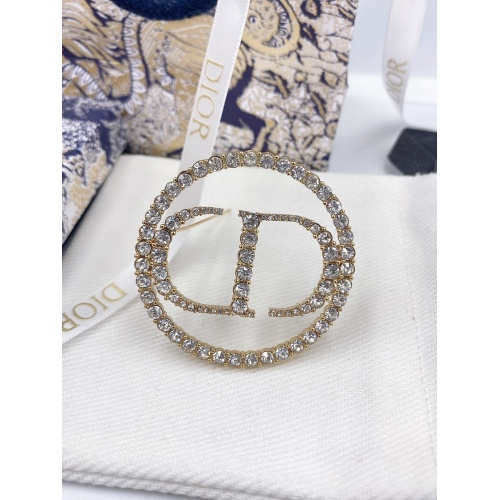 Christian Dior Brooches #827160 $32.00, Wholesale Replica Christian Dior Brooches