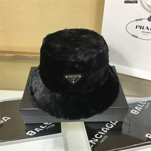 Prada Caps #827224 $32.00 USD, Wholesale Replica Prada Caps