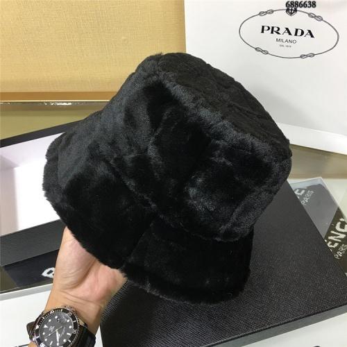 Replica Prada Caps #827224 $32.00 USD for Wholesale