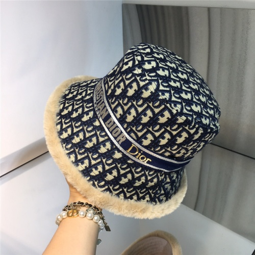 Replica Christian Dior Caps #827235 $38.00 USD for Wholesale