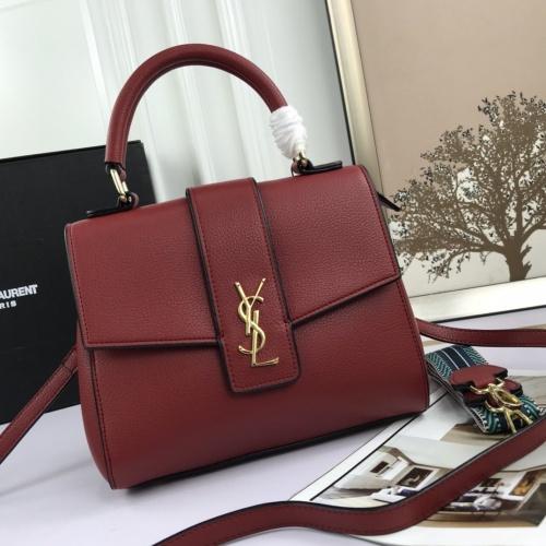 Yves Saint Laurent YSL AAA Messenger Bags For Women #827301 $96.00 USD, Wholesale Replica Yves Saint Laurent YSL AAA Messenger Bags