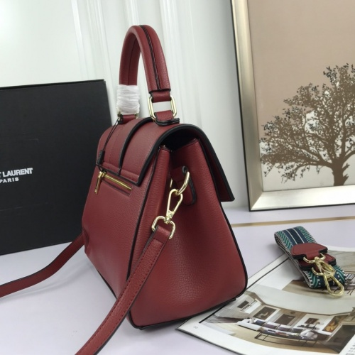 Replica Yves Saint Laurent YSL AAA Messenger Bags For Women #827301 $96.00 USD for Wholesale