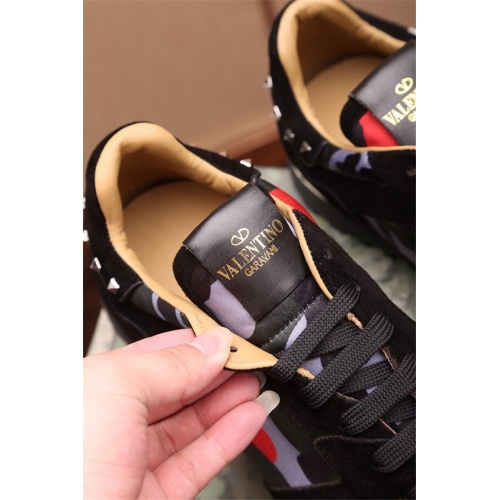 Replica Valentino Casual Shoes For Women #827343 $92.00 USD for Wholesale