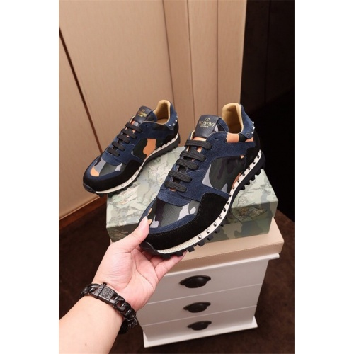 Valentino Casual Shoes For Men #827355