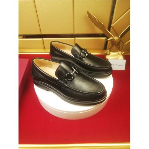 Ferragamo Salvatore FS Casual Shoes For Men #827421