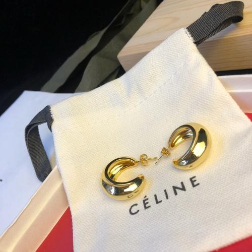 Celine Earrings #827461 $39.00, Wholesale Replica Celine Earrings