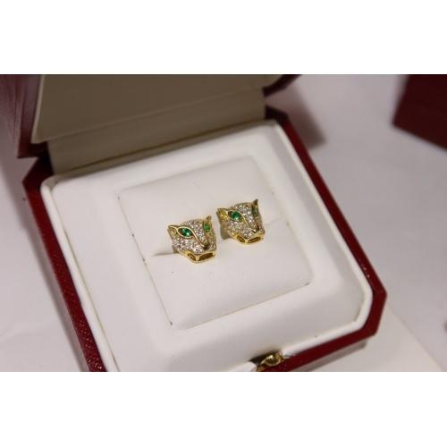 Cartier Earring #827533