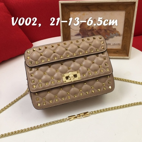 Valentino AAA Quality Messenger Bags For Women #827543 $96.00, Wholesale Replica Valentino AAA Quality Messenger Bags
