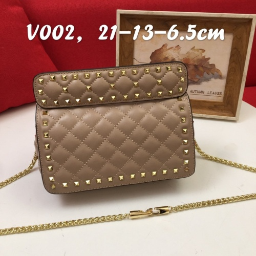 Replica Valentino AAA Quality Messenger Bags For Women #827543 $96.00 USD for Wholesale