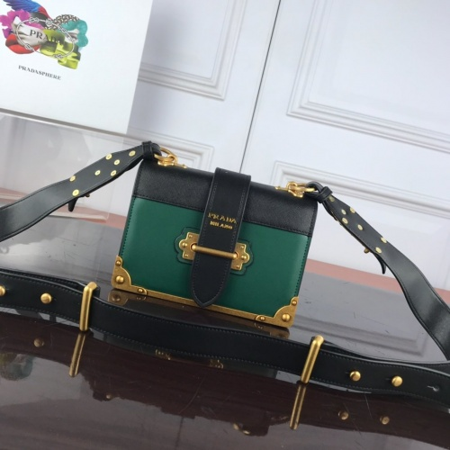 Prada AAA Quality Messeger Bags For Women #827548 $100.00, Wholesale Replica Prada AAA Quality Messeger Bags