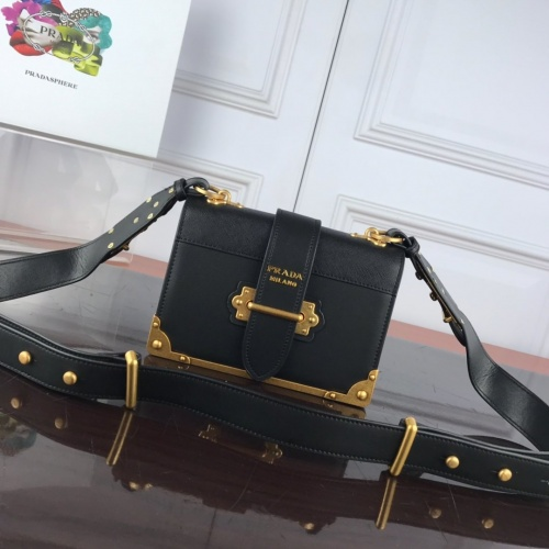 Prada AAA Quality Messeger Bags For Women #827550 $100.00, Wholesale Replica Prada AAA Quality Messeger Bags