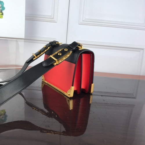 Replica Prada AAA Quality Messeger Bags For Women #827551 $100.00 USD for Wholesale