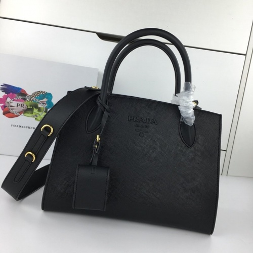 Prada AAA Quality Handbags For Women #827558
