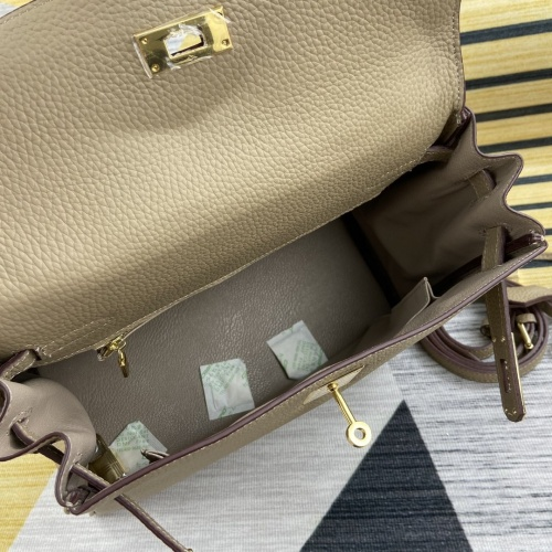 Replica Hermes AAA Quality Handbags For Women #827566 $112.00 USD for Wholesale