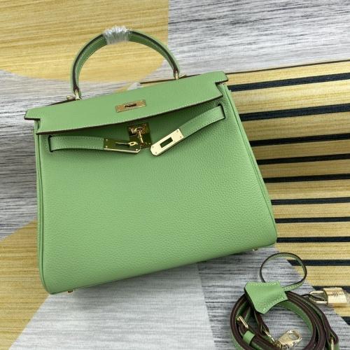 Hermes AAA Quality Messenger Bags For Women #827581 $102.00, Wholesale Replica Hermes AAA Quality Messenger Bags