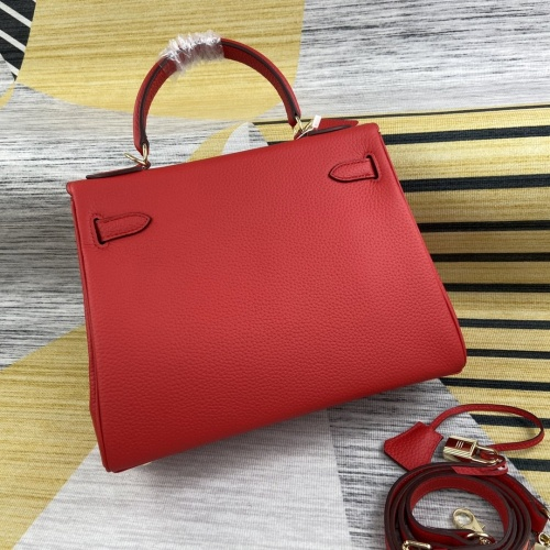 Replica Hermes AAA Quality Messenger Bags For Women #827582 $102.00 USD for Wholesale