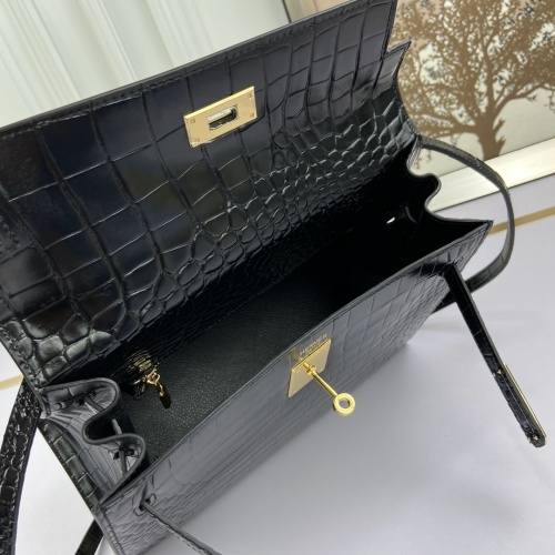 Replica Hermes AAA Quality Messenger Bags For Women #827612 $115.00 USD for Wholesale