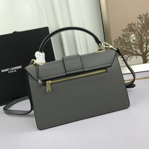 Replica Yves Saint Laurent YSL AAA Messenger Bags For Women #827619 $88.00 USD for Wholesale