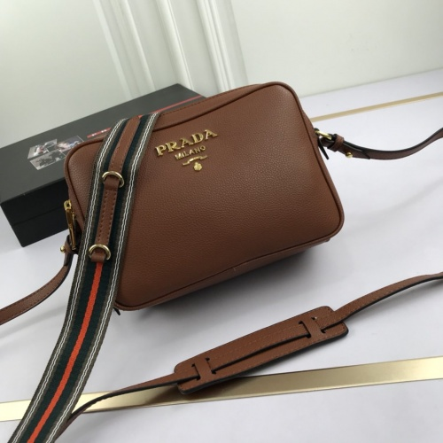 Prada AAA Quality Messeger Bags For Women #827624 $92.00, Wholesale Replica Prada AAA Quality Messeger Bags