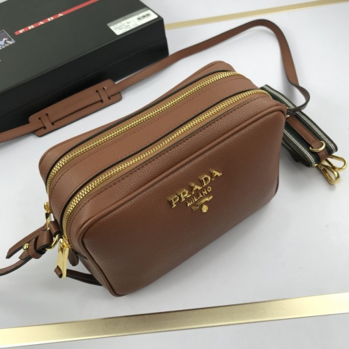 Replica Prada AAA Quality Messeger Bags For Women #827624 $92.00 USD for Wholesale
