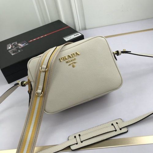 Prada AAA Quality Messeger Bags For Women #827628