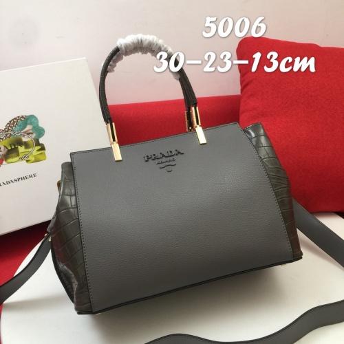 Prada AAA Quality Handbags For Women #827636
