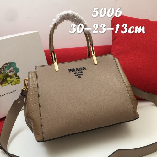 Prada AAA Quality Handbags For Women #827638 $105.00 USD, Wholesale Replica Prada AAA Quality Handbags