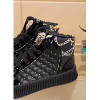 $80.00 USD Versace High Tops Shoes For Men #819028