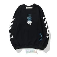 $45.00 USD Off-White Hoodies Long Sleeved O-Neck For Men #819656