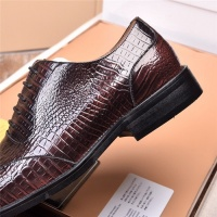 $105.00 USD Versace Leather Shoes For Men #820042