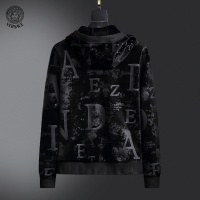 $102.00 USD Versace Tracksuits Long Sleeved Zipper For Men #820432