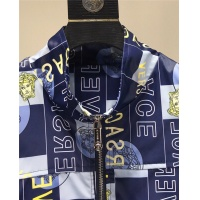 $85.00 USD Versace Tracksuits Long Sleeved Zipper For Men #821208