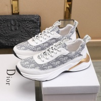 $88.00 USD Christian Dior Casual Shoes For Men #821468