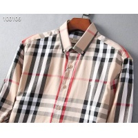 $42.00 USD Burberry Shirts Long Sleeved Polo For Men #822454