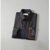 $42.00 USD Hermes Shirts Long Sleeved Polo For Men #822470