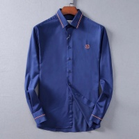 $42.00 USD Hermes Shirts Long Sleeved Polo For Men #822471