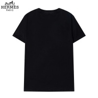 $29.00 USD Hermes T-Shirts Short Sleeved O-Neck For Men #822849