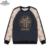 $40.00 USD Hermes Hoodies Long Sleeved O-Neck For Men #822890